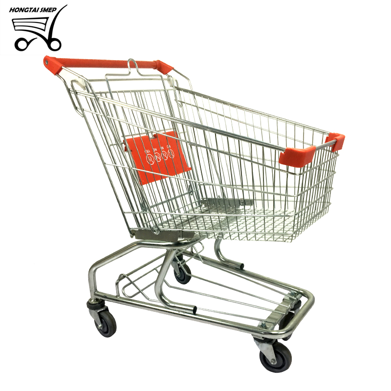 AM series 80L Supermarket Shopping Trolley