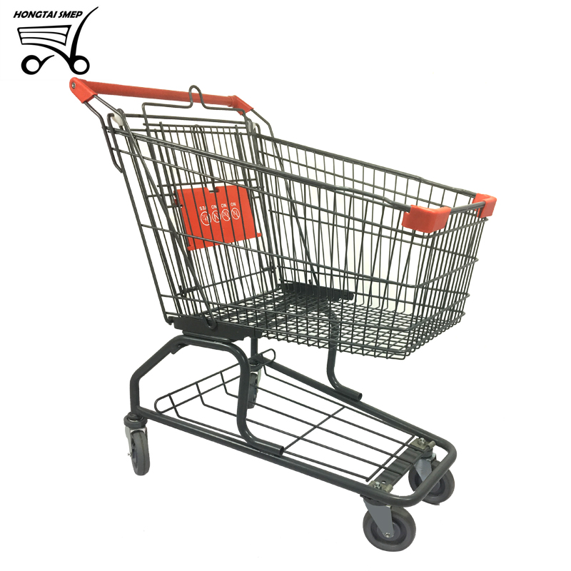 AM series 125L Supermarket Shopping Trolley