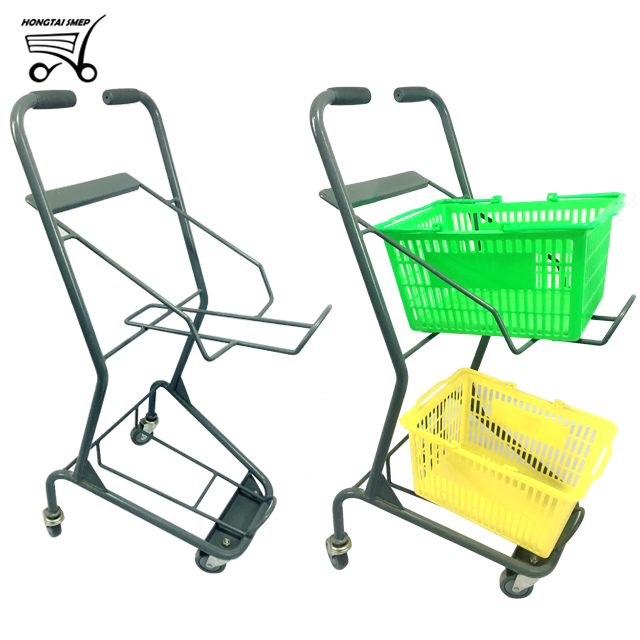 Basket Trolley HT-BT02