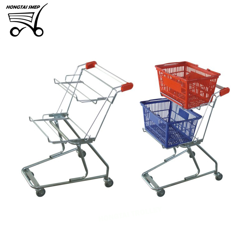 Basket Trolley HT-BT04