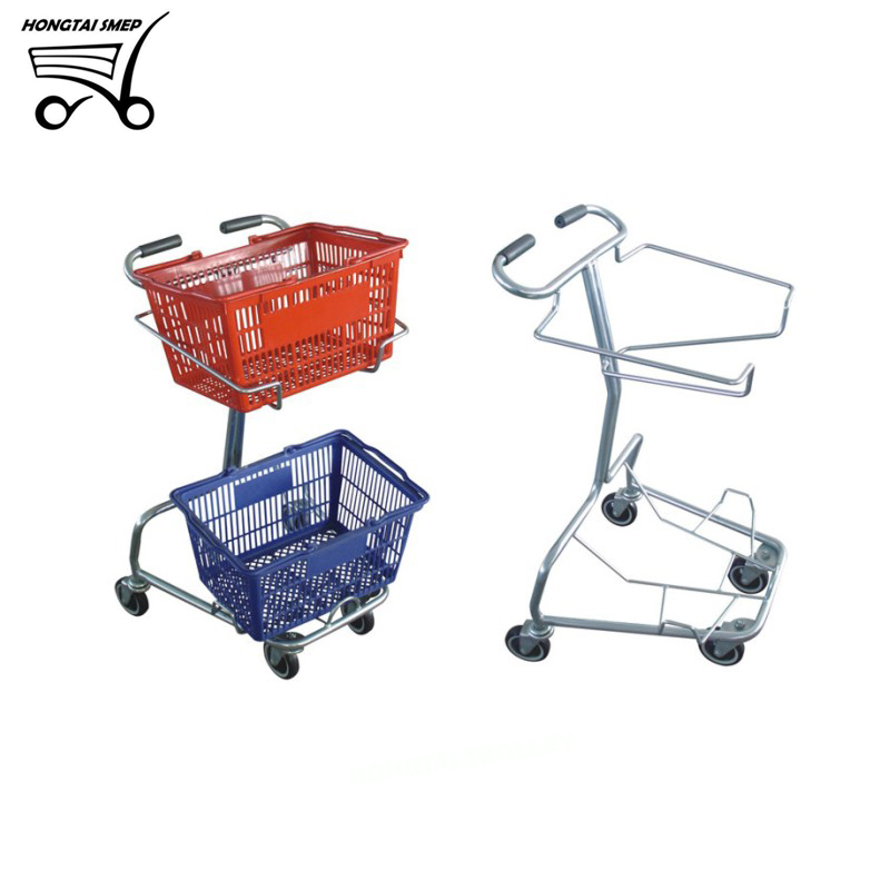 Basket Trolley HT-BT05