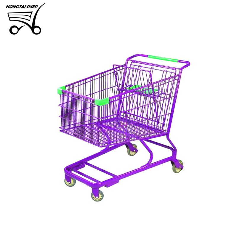 AM series Supermarket Shopping Trolley HT-AM01