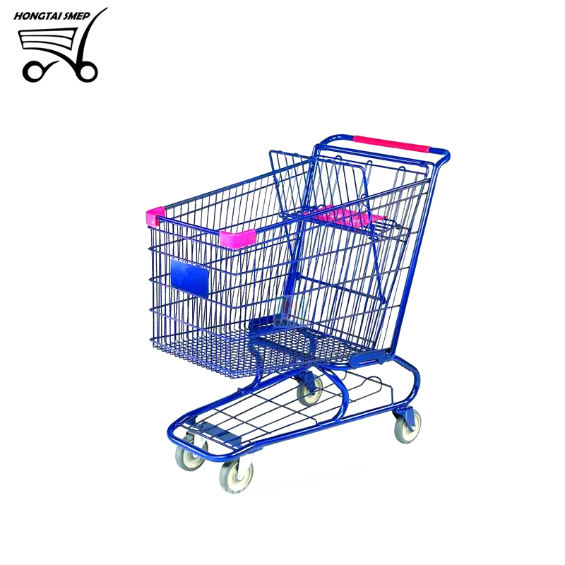 AM series Supermarket Shopping Trolley HT-AM02