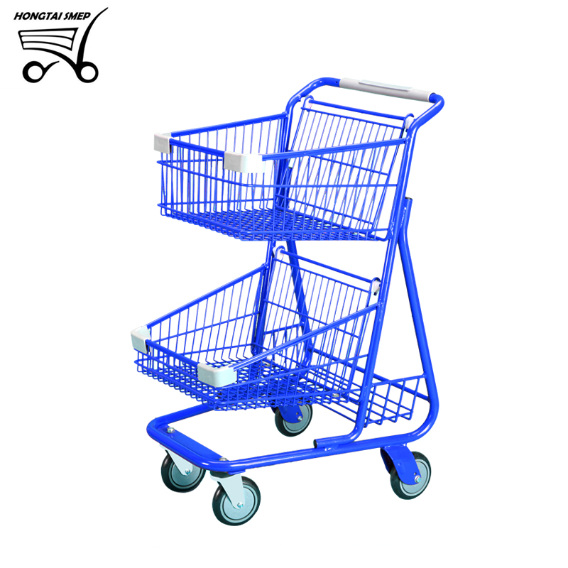 Basket Trolley HT-BT06